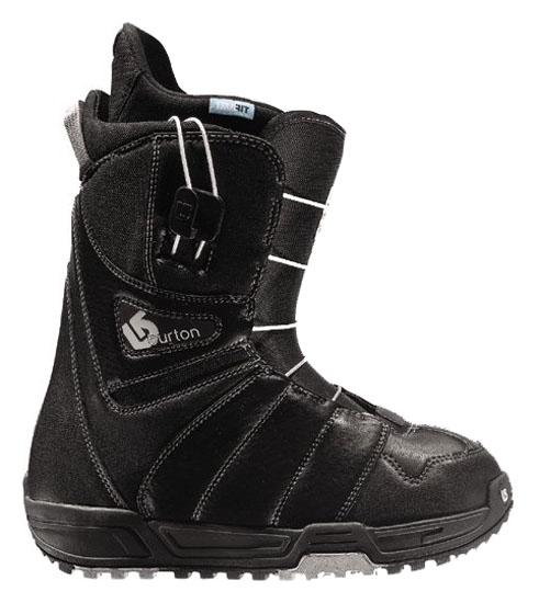 Burton Womens Mint Black Boots