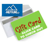 Purchase a Neptune Diving and Ski Gift card for family members or friends.