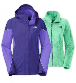 385819b2a The North Face Women's Jeppeson Jacket - Surf Green: Neptune Diving ...
