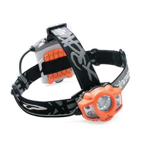 Princeton tec apex headlamp light orange neptune diving - Apex dive gear ...